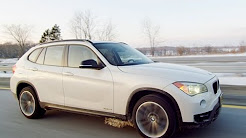 2013 BMW X1 xDrive28i - Review - CAR and DRIVER