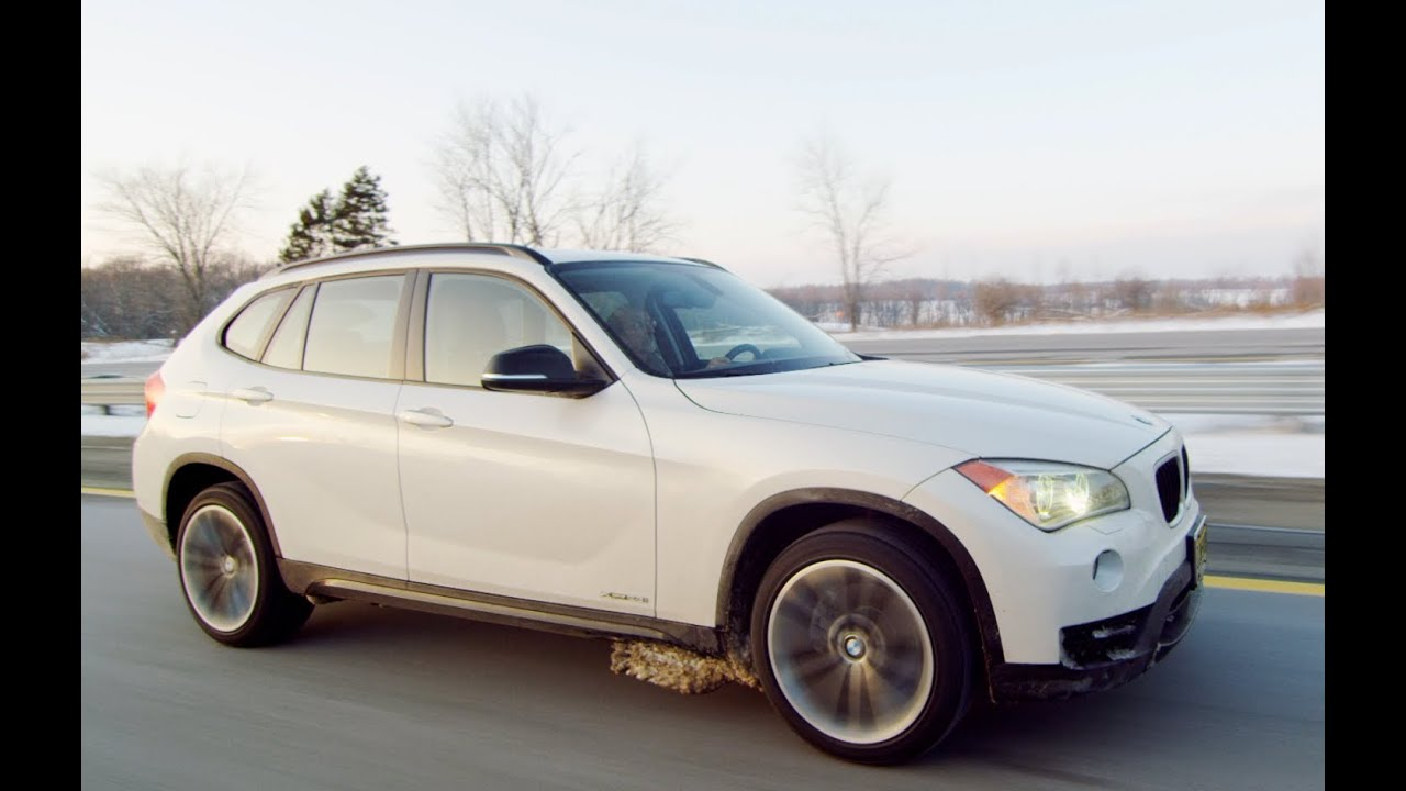 2013 Bmw X1 Xdrive28i Review Car And Driver Youtube