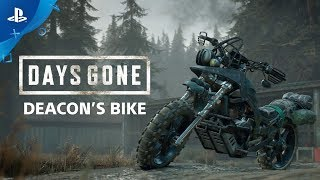 Days Gone - Deacon's Bike | PS4