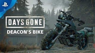Days Gone - Deacon's Bike | PS4