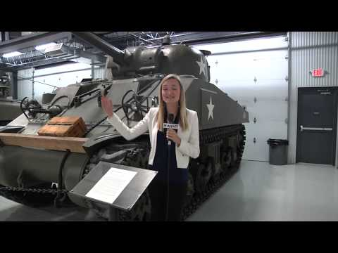 Museum Of The American G.I. Opens