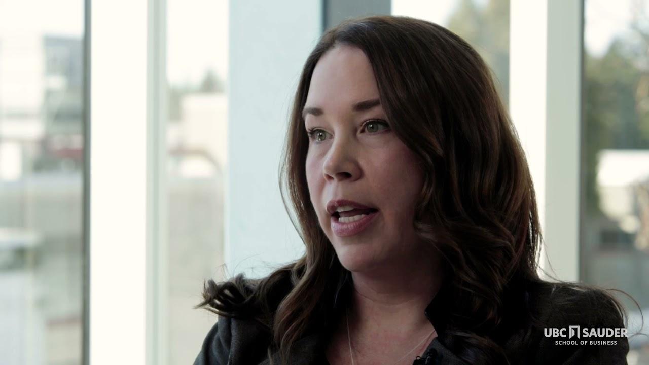Video thumbnail for UBC Sauder Faculty Spotlight: Katherine White