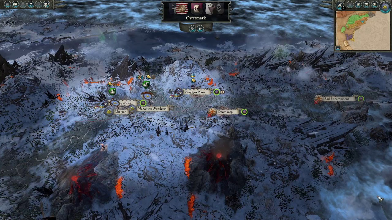 Total War Warhammer 2 Legendary Nakai The Wanderer Twitch Sessions Part 06 Youtube If the mini faction that you spawn was able to defend and fight for itself it would be really cool of nakai as he leveled up or researched stuff his army got bigger than 20 units instead of getting more armies. youtube