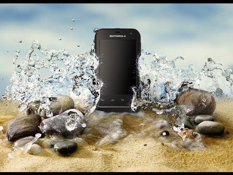 Unboxing Motorola Defy Mini+pruebas
