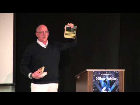 Hemi-Sync® Evolution by A.J. Honeycutt at the TMI Professional Seminar 2014