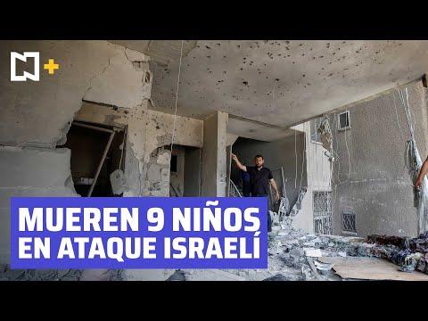 Suman 26 palestinos y dos israelíes muertos por enfrentamientos en Jerusalén