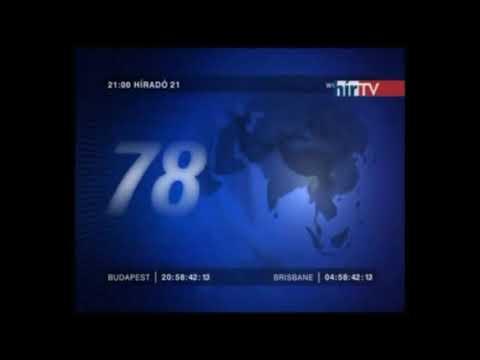 Hír TV Arculat 2007-2011 (erősen Hiányos)