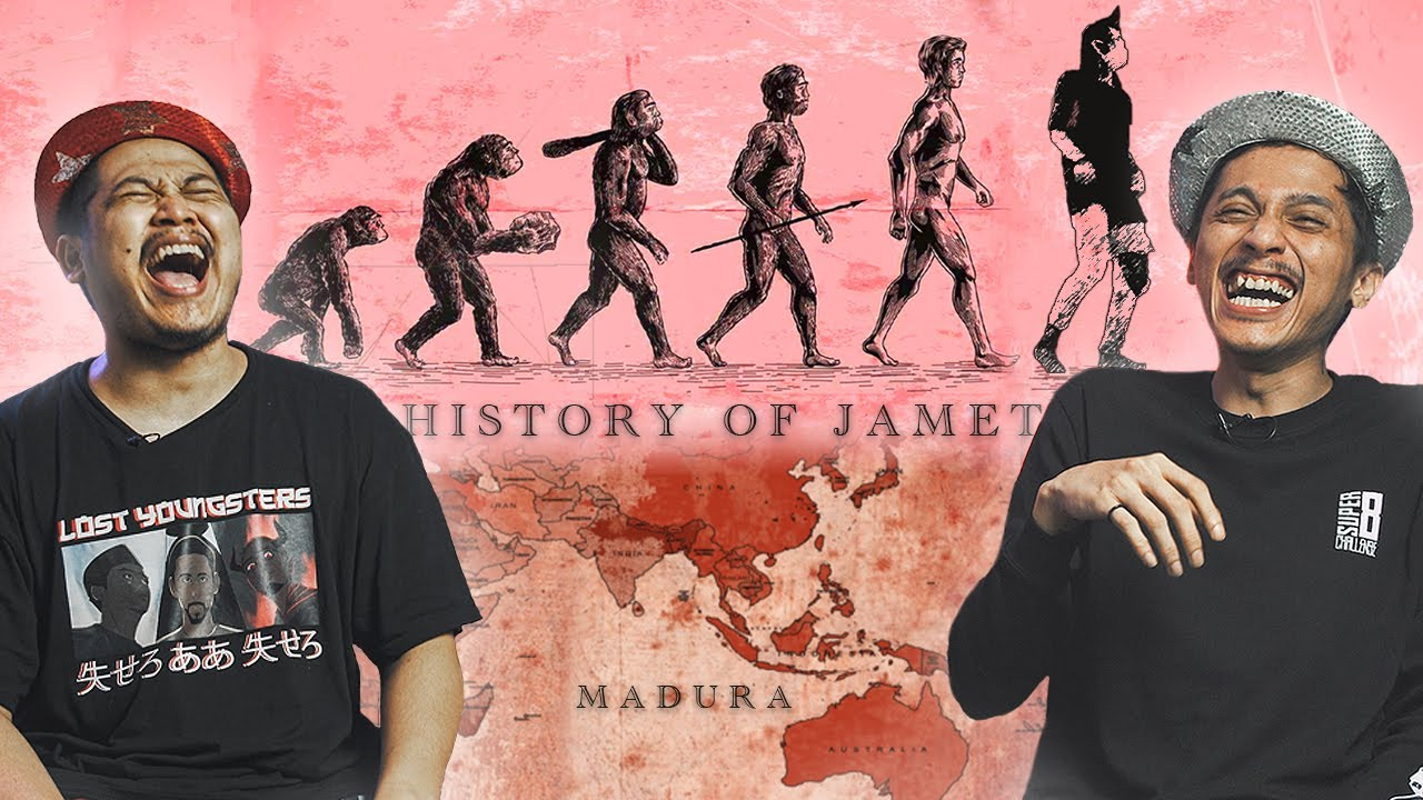 Jamet Madura Feat. Tretan Muslim