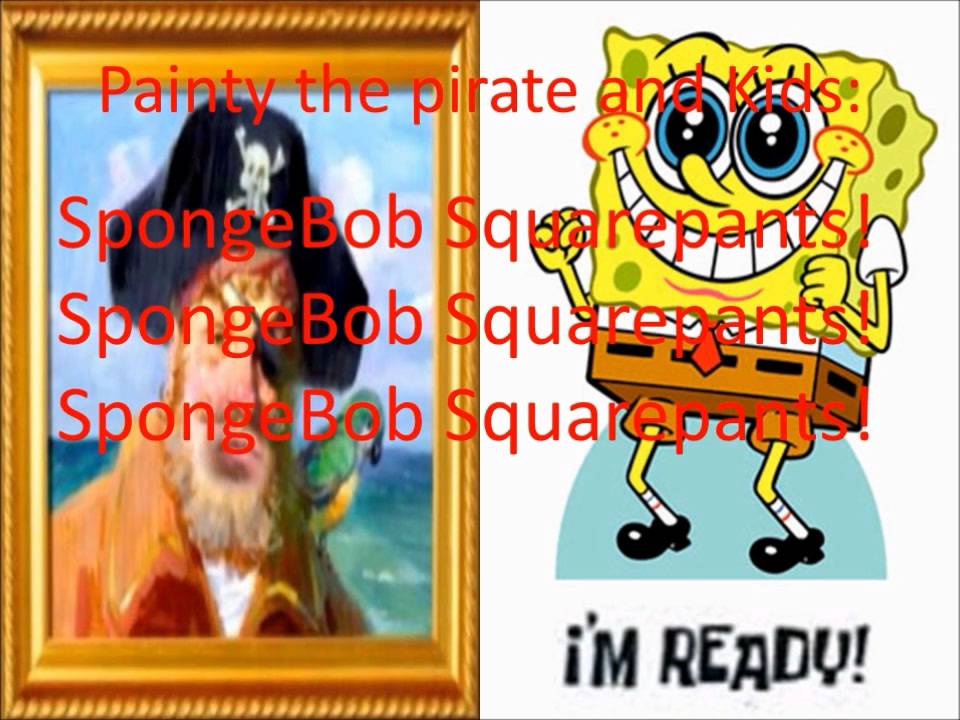 Spongebob Squarepants theme song (Lyrics) - YouTube