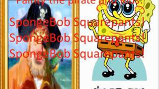 Spongebob Squarepants theme song (Lyrics)