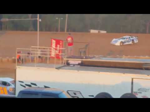 Chris McGuire 602 Late Model Hot Laps
