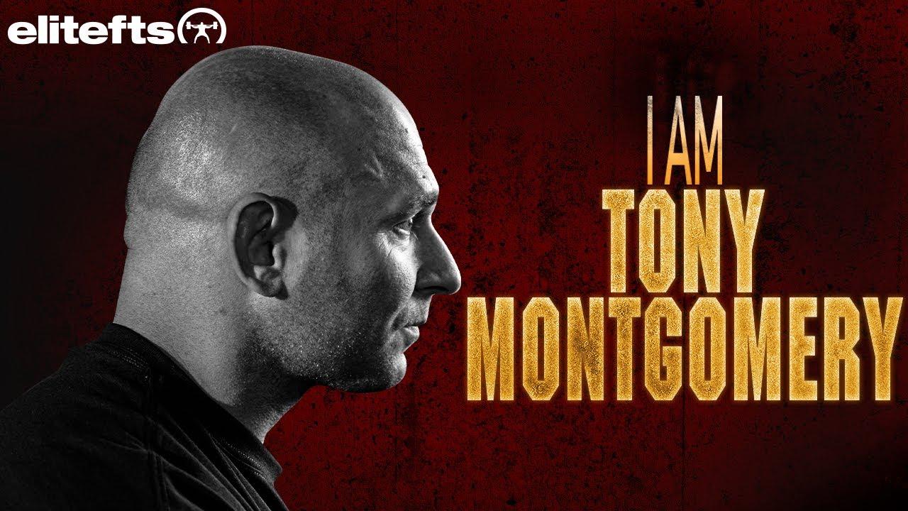I Am Tony Montgomery   Lifter, Entrepreneur, Marine