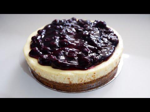 baked-blueberry-cheesecake