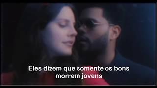 Скачать Lana Del Rey Lust For Life Feat The Weeknd Legendado Em Português