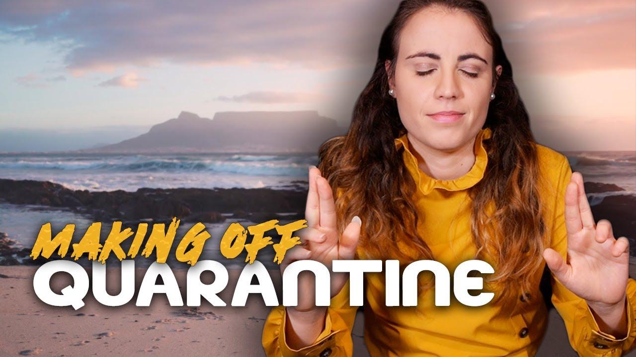 Making off Quarantine