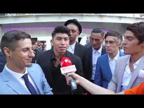 Justice Crew at the 2014 ARIA Awards - find out who is single!