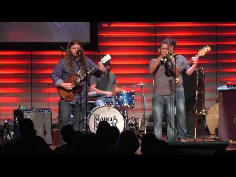 Jazz-infused psychedelic southern rock | The Marcus King Band | TEDxGreenville