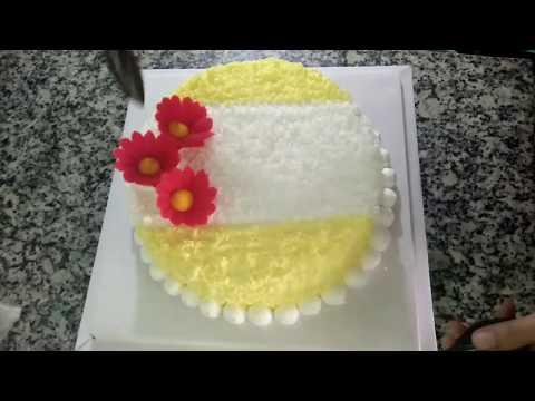 Hướng dẫn chi tiết cách làm những Mẫu bánh kem đơn giản mà đẹp #31   Foci