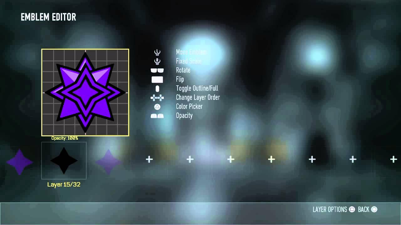 Hylian shield for honor emblems w/ tutorials! Album on imgur.