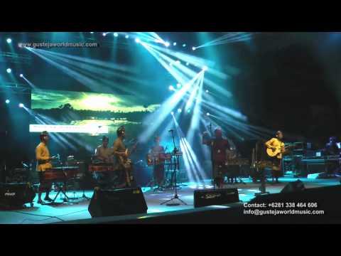 Gus Teja World Music, Morning Happiness, Live at Penang World Music Festival 2015