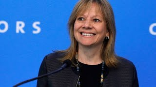 GM CEO Mary Barra on increasing spending on electric, autonomous vehicles