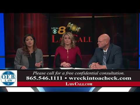 1/7/2018 - Workers' Comp & Illness - Knoxville, TN - LawCall - Legal Videos