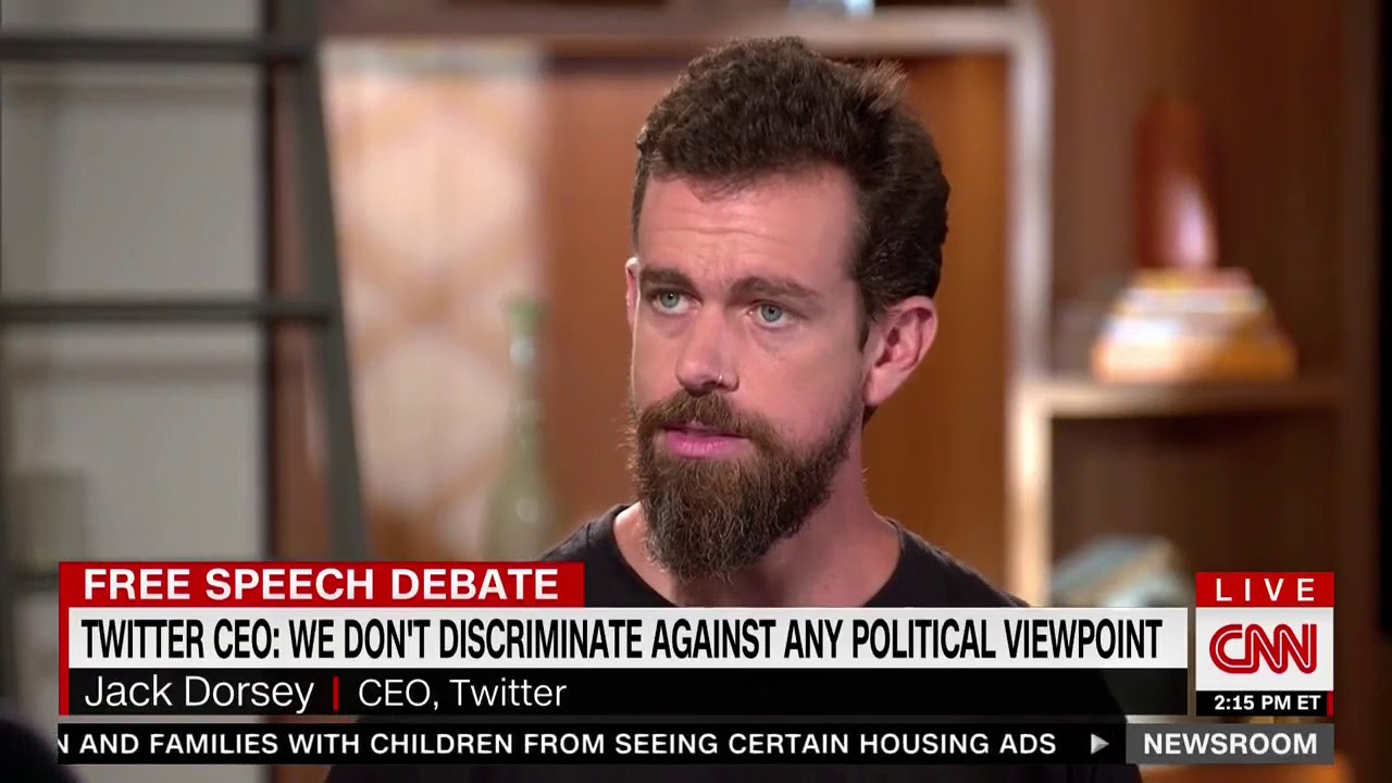 Twitter CEO Admits to 'Left-Leaning' Bias and Touts Efforts Not to Add to It