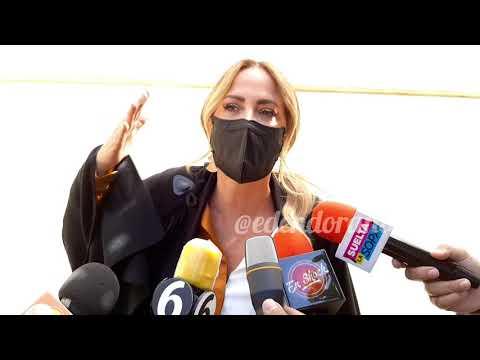 ANDREA LEGARRETA. PRODUCCIÓN PIDE QUE HERMANA DE MAGDA SE QUEDE COMO PRODUCTORA DE HOY 😱😱😱