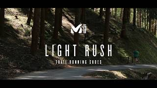 LIGHT RUSH | Trail running shoes