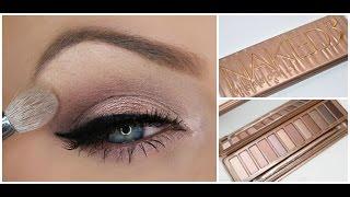 Tuto maquillage pour débutant - NAKED 3