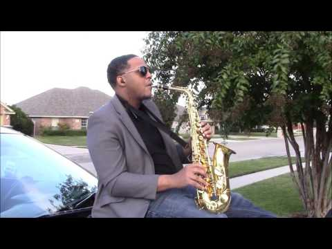 Drake - Hotline Bling (Saxophone Cover Rashad Maybell)