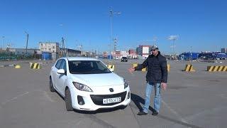 Мазда 3 (Mazda 3): тест драйв антикризисного варианта