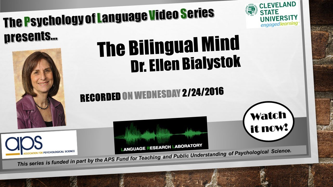 cause and effects of bilingualism Opposing the theory that early bilingualism causes 28 conclusion bilingualism and its effects on children's language development is one of the.