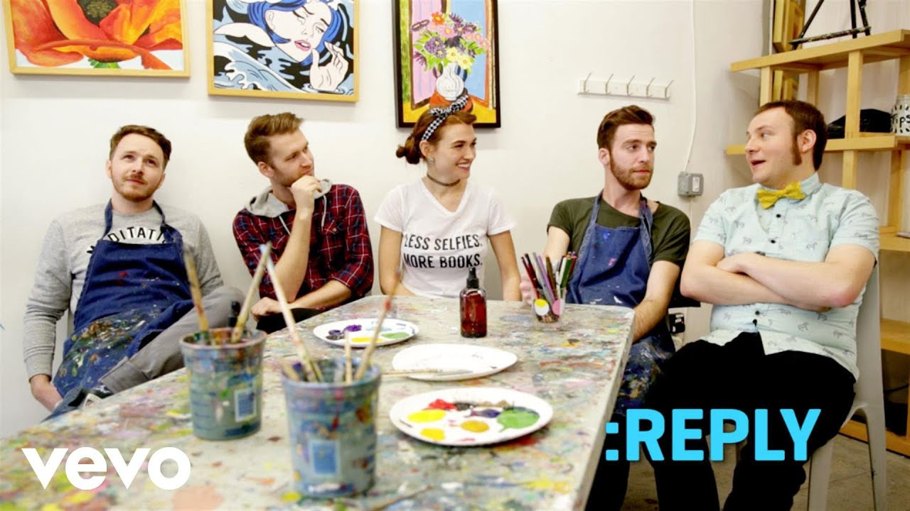 MisterWives - ASK:REPLY (Vevo LIFT)