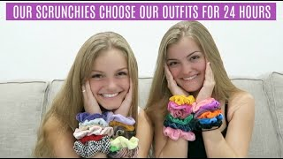 Our Scrunchies Choose Our Outfits for 24 Hours ~ Jacy and Kacy