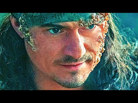 PIRATES OF THE CARIBBEAN 5 All Trailer + Movie Clips (2017)