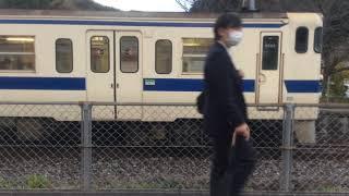 【JR九州 日田彦山線】田川後藤寺→小倉 2020.11.19