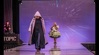 The Thirteenth Doctor Surprise Appearance at the Her Universe Fashion Show Comic Con 2018