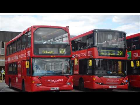 London United – Fulwell Bus Garage