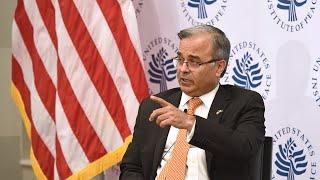 Pakistani Ambassador to U.S. Dr. Asad Majeed Khan on Pakistan's Priorities