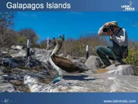 LatinTrails Galapagos - Webinar about Odyssey Fleet