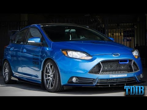 Sold the Subaru WRX, Built a Ford Focus ST Instead