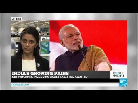 Modi Miracle  India Is The World's Fastest Growing Economy   France24 News