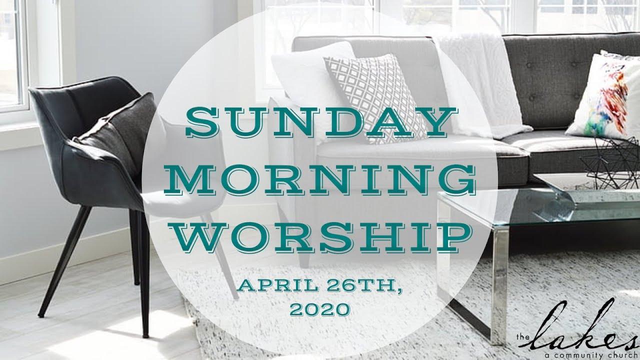 Worship 4.26.2020