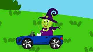 Fox Family and Friends new funny cartoon for Kids Full Episode #190
