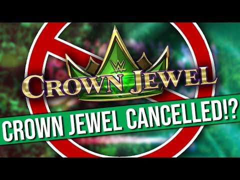 WWE Crown Jewel: Everything We Know Right Now
