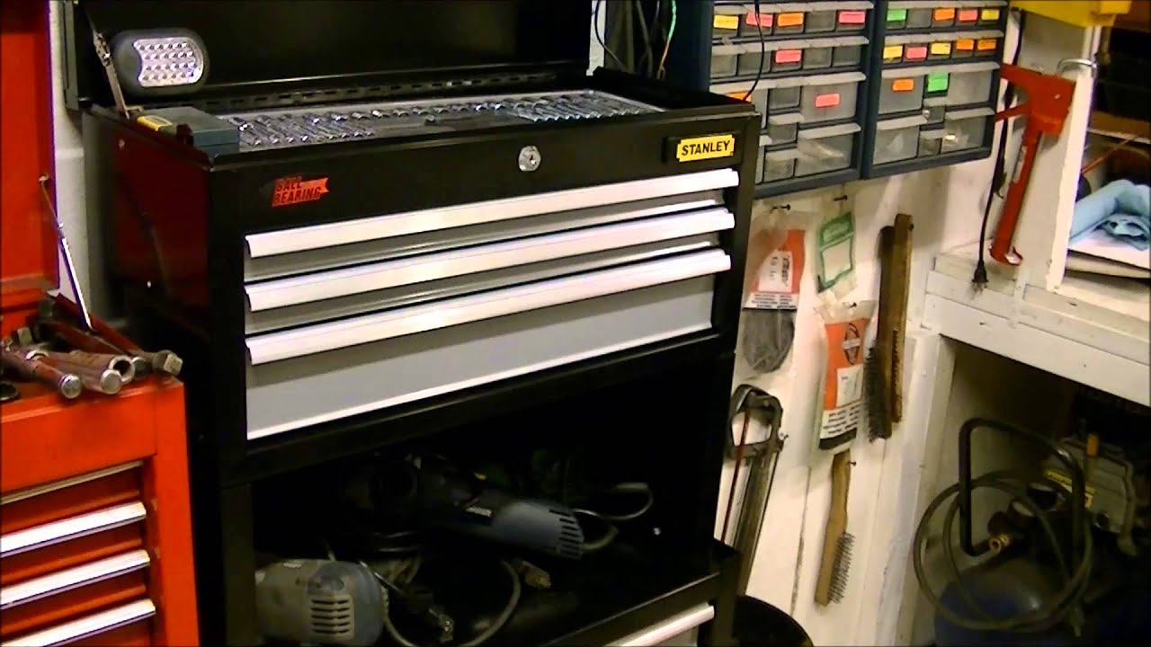 Stanley Tool Box Review - YouTube