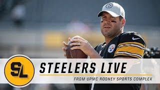 Practice Report, Agree to Disagree on Steelers Live | Pittsburgh Steelers