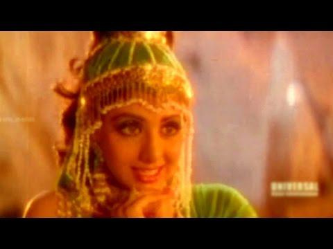 Andalalo Aho Mahodayam Video Song || Jagadeka Veerudu Atiloka Sundari Movie || Chiranjeevi, Sridevi
