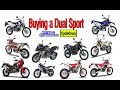 Dual Sport Motorcycle Buyer's Guide